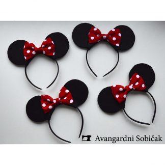 Uši Mickey / Minnie Mouse